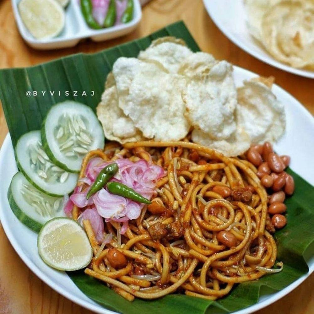 resep olahan mie Nusantara berbagai sumber