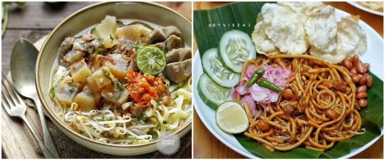 8 Resep olahan mie khas Nusantara, enak, sederhana, dan praktis