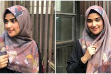 6Potret masa kecil Nadya Mustika, parasnya curi perhatian