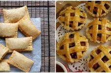 10 Resep dan cara membuat apple pie, enak, mudah, dan praktis