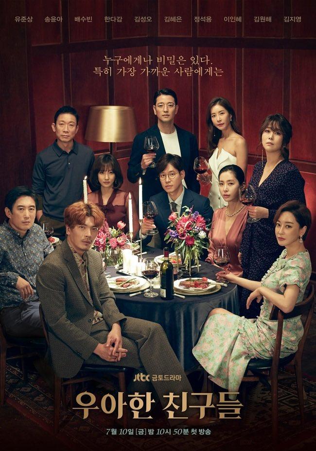 Drama Korea rating tinggi Agustus 2020 © 2020 brilio.net