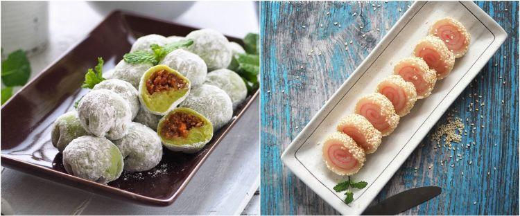 8 Resep mochi enak, kenyal, sederhana, dan mudah dibuat