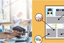 Cara membuat CV menggunakan Microsoft Word, mudah dan menarik