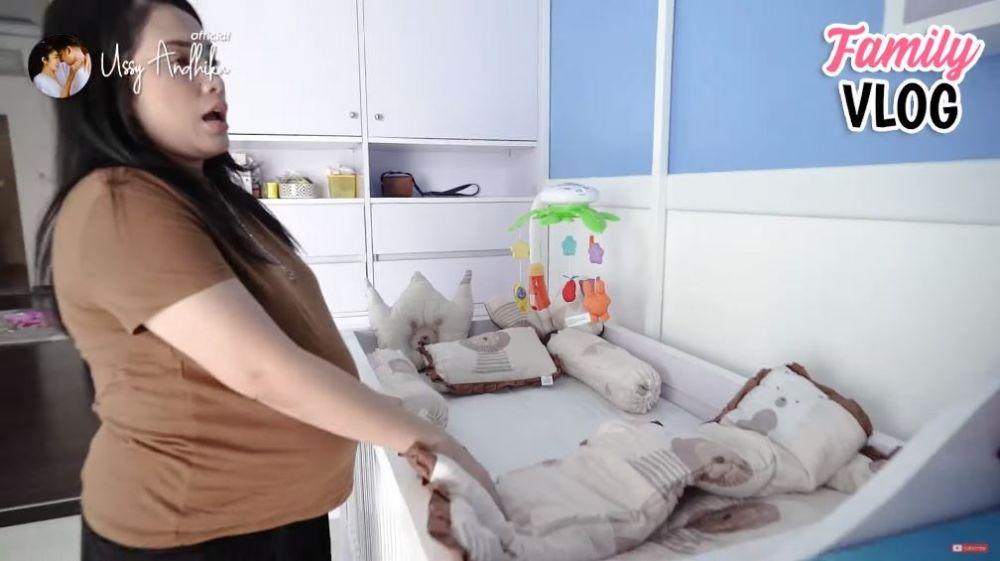 kamar bayi Ussy YouTube