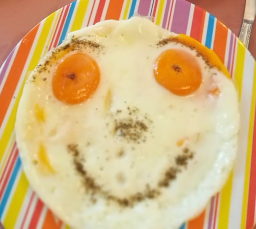 masak telur fail Twitter