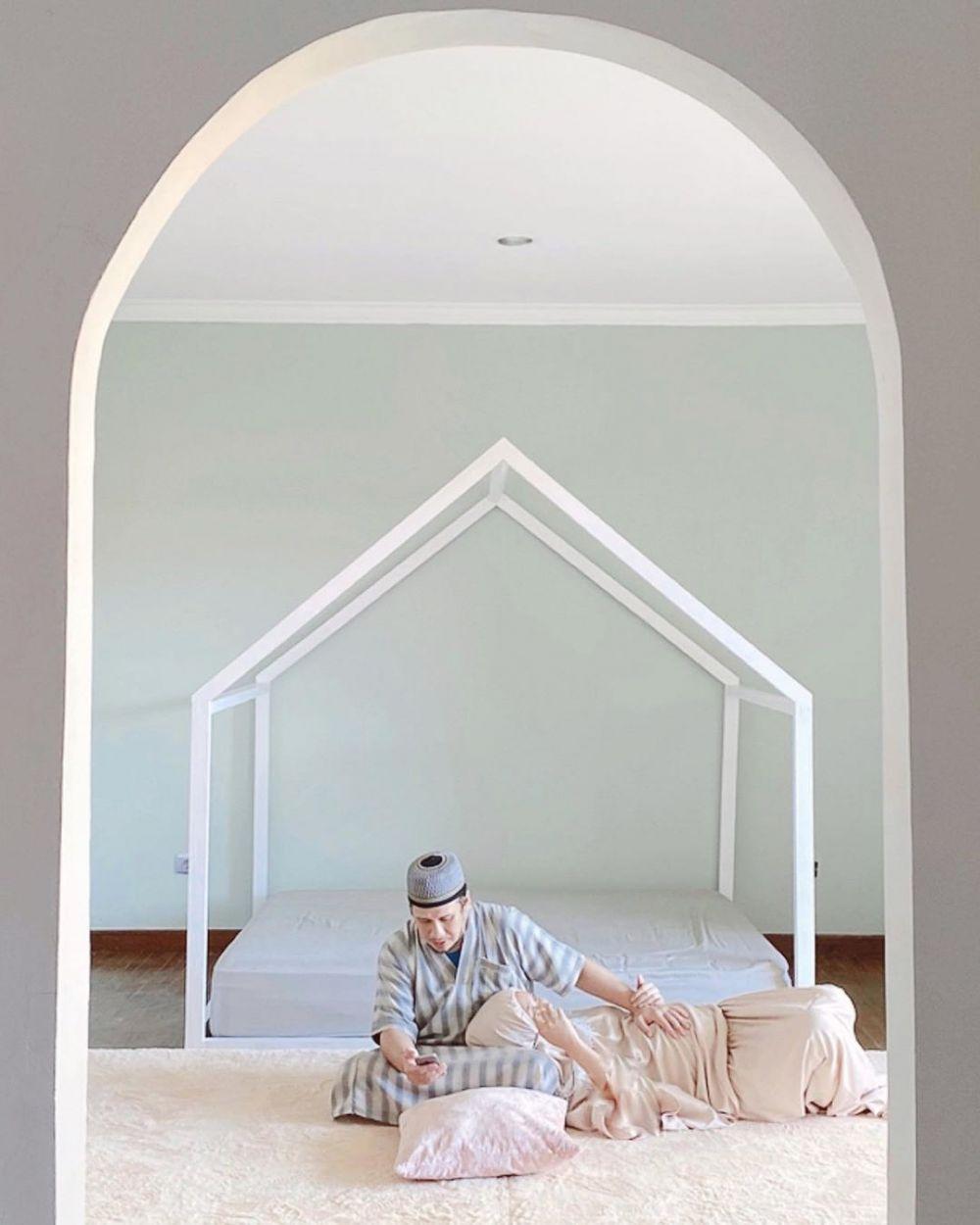 Potret kamar bayi Dian Pelangi © 2020 Instagram/@dianpelangi