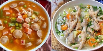 10 Resep sop sederhana, enak, sehat dan praktis