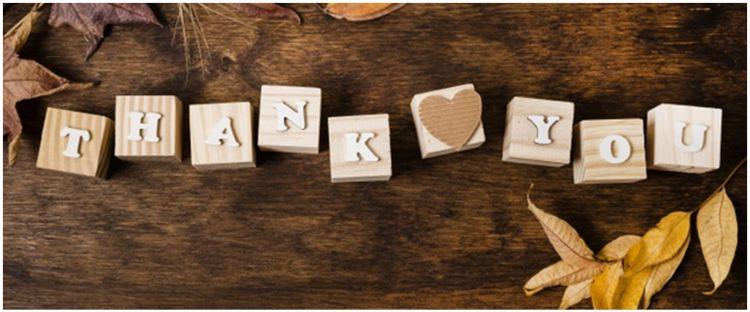 50 Kata-kata terimakasih untuk orang tersayang, singkat tapi spesial