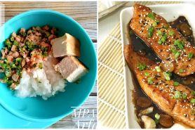 10 Resep kreasi ikan salmon, sehat, enak, dan bisa untuk MPASI
