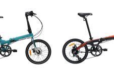 Harga sepeda lipat Dahon dan spesifikasinya, ringan dan andal