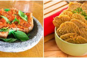 7 Resep olahan tempe khas Nusantara, enak, sederhana, dan mudah dibuat