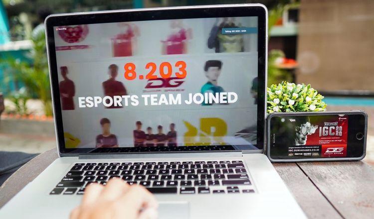 64 Tim beradu strategi dan kemampuan menuju grand final IGC 2020