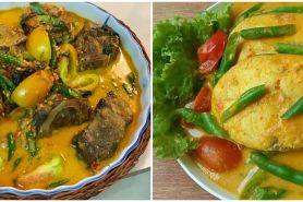10 Resep ikan masak santan, enak, sederhana, dan praktis