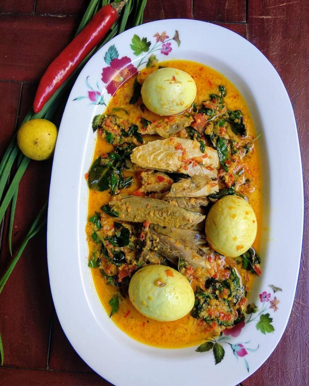Resep ikan masak santan © 2020 brilio.net