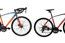 Harga sepeda balap Element dan spesifikasinya, kekinian dan modern