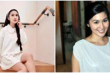 7 Potret lawas Sandra Dewi di awal karier, cantiknya tak pudar