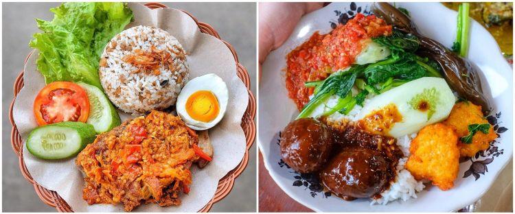 9 Resep olahan nasi dari berbagai daerah, enak dan mudah dibuat
