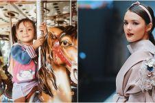 Ulang tahun ke-20, ini 8 potret transformasi Amanda Rawles