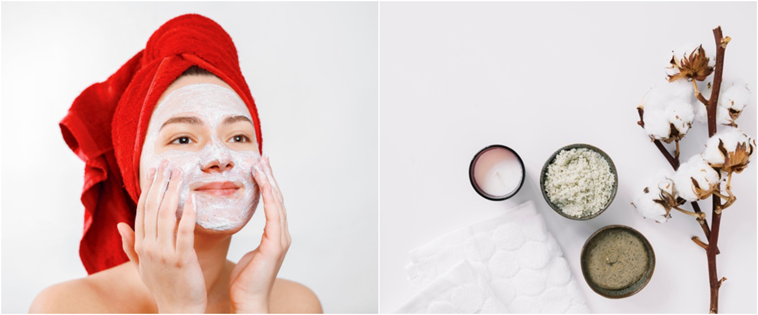 8 Cara membuat face scrub dari bahan alami, bikin glowing