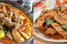 8 Resep ayam rumahan, enak, mudah dibuat, dan bikin nagih