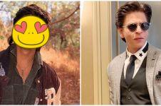 Potret 10 aktor Bollywood awal karier vs kini, Shah Rukh Khan menawan