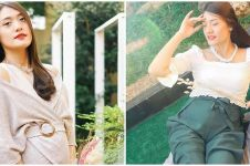 8 Gaya outfit kehamilan Anissa Aziza, inspirasi kece untuk bumil