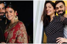 Hamil anak pertama, ini 10 potret romantis Anushka Sharma dan suami