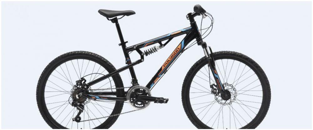 Harga sepeda gunung anak Polygon © 2020 brilio.net