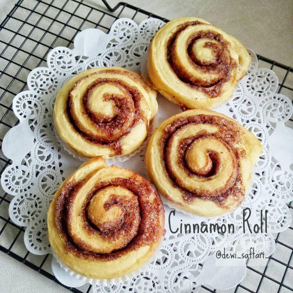Resep cinnamon roll © 2020 brilio.net