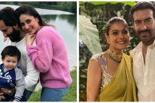 6 Seleb Bollywood ini dipasangkan dengan saudara ipar di film