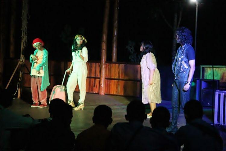 Teater Keliling siap gelar pementasan drama musikal Putri Mandalika