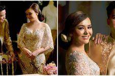Amanda Manopo & Billy Syahputra kompak berbaju pengantin, ini faktanya