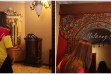 10 Potret rumah masa kecil Jennifer Jill, mewah penuh barang antik