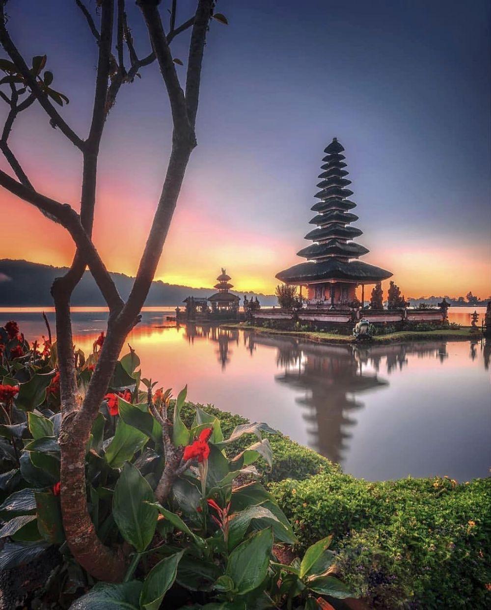 Destinasi wisata di Bali © 2020 brilio.net