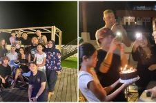 8 Momen ulang tahun Millen Cyrus ke-21, dapat kejutan dari Ashanty