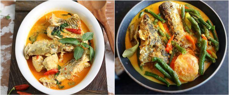 10 Resep gulai ikan, enak, gurih dan mudah dibuat