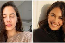 7 Potret muka bantal Pevita Pearce ini tetap cantik maksimal
