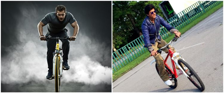 8 Gaya seleb Bollywood naik sepeda, Ibrahim Khan tetap pakai masker