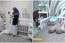 Potret kamar bayi 7 pesinetron cantik, dari simpel hingga full colour