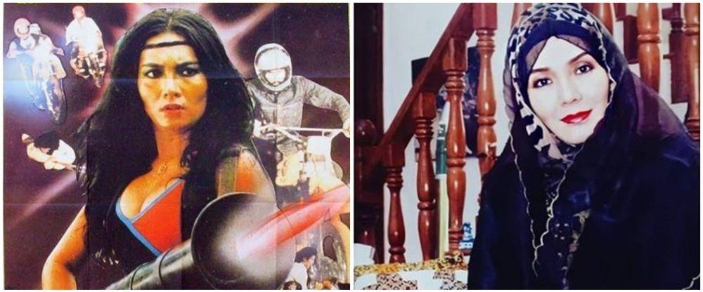 potret dulu vs kini pemeran laga 80-an © 2020 berbagai sumber