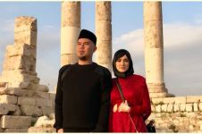 8 Momen kedekatan putri sulung Mulan Jameela dan ayah kandungnya