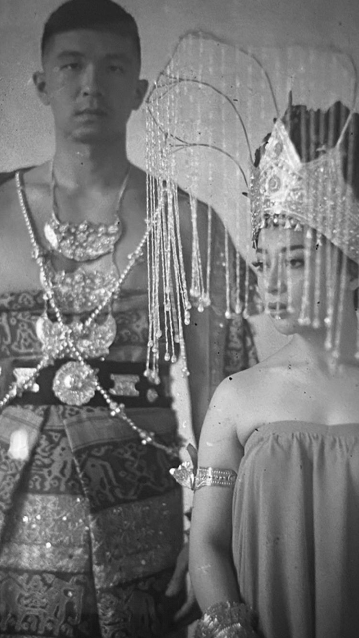 potret prewedding nikita willy dan indra priawan © 2020 Instagram