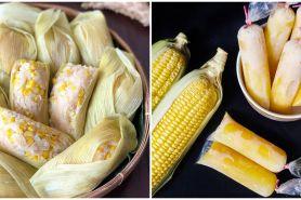 10 Resep jajanan dari jagung, mudah dibuat dan bergizi tinggi