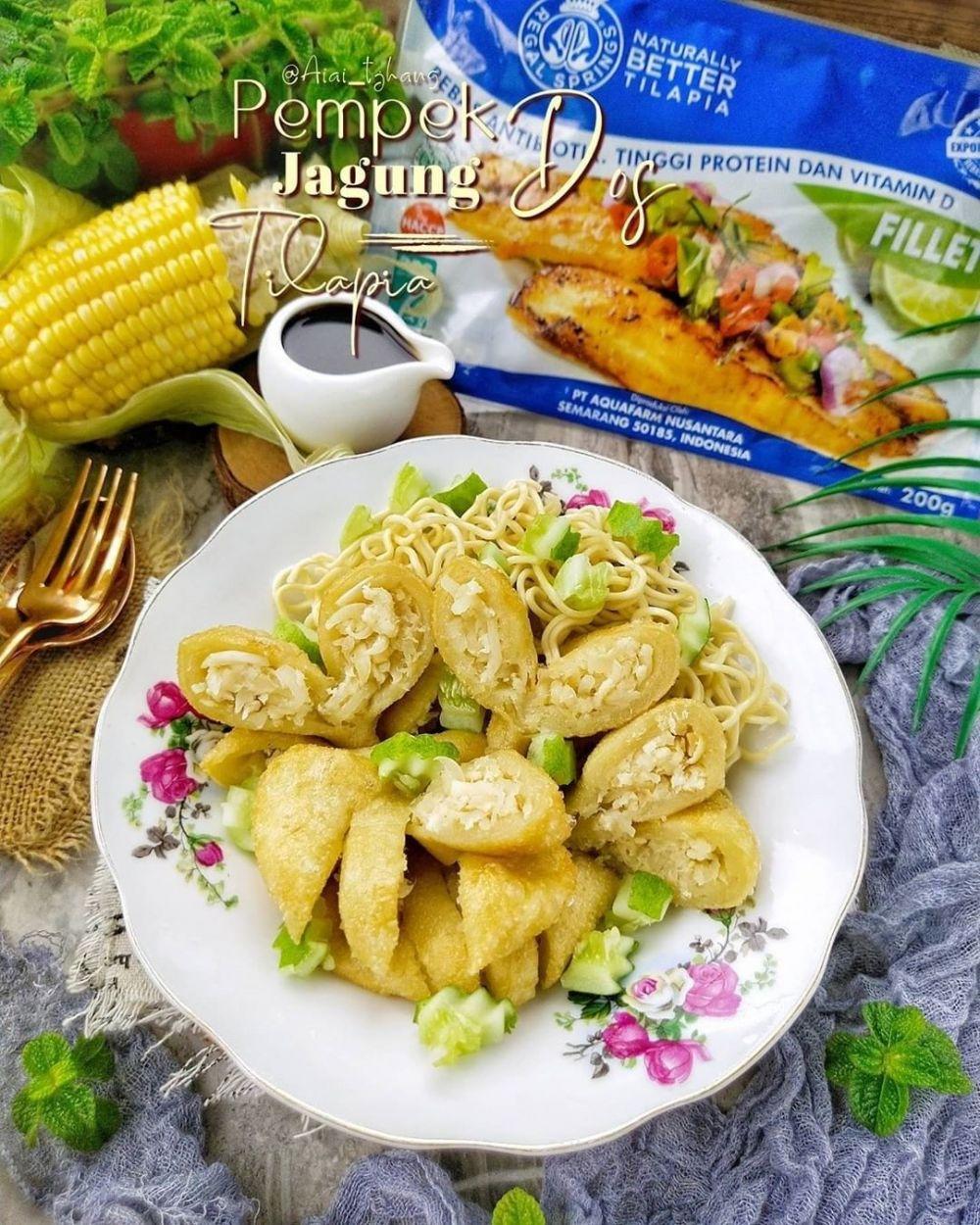 Resep jajanan dari jagung © 2020 brilio.net