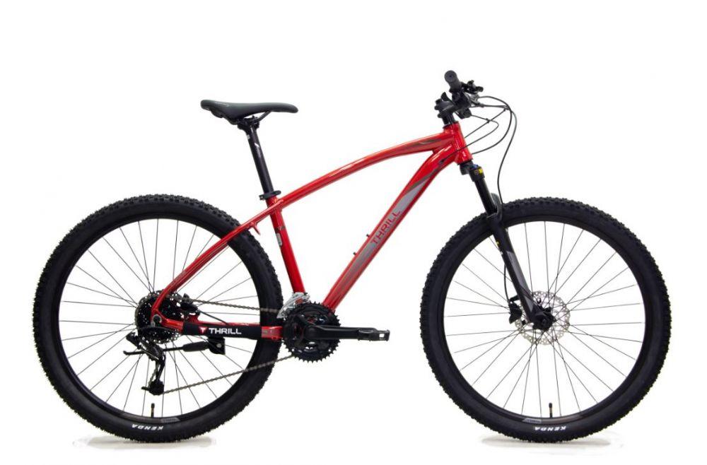 Harga sepeda gunung Thrill Cleave © 2020 brilio.net
