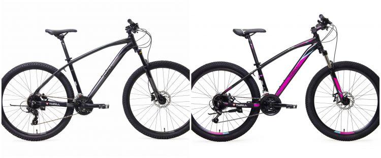 Harga sepeda gunung Thrill Cleave dan spesifikasinya, andal dan keren