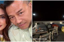 8 Potret rooftop rumah Ashanty di Bali, menghadap langsung GWK