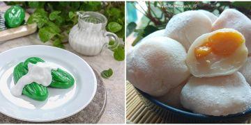 12 Resep kue dari tepung ketan, enak, sederhana, dan praktis