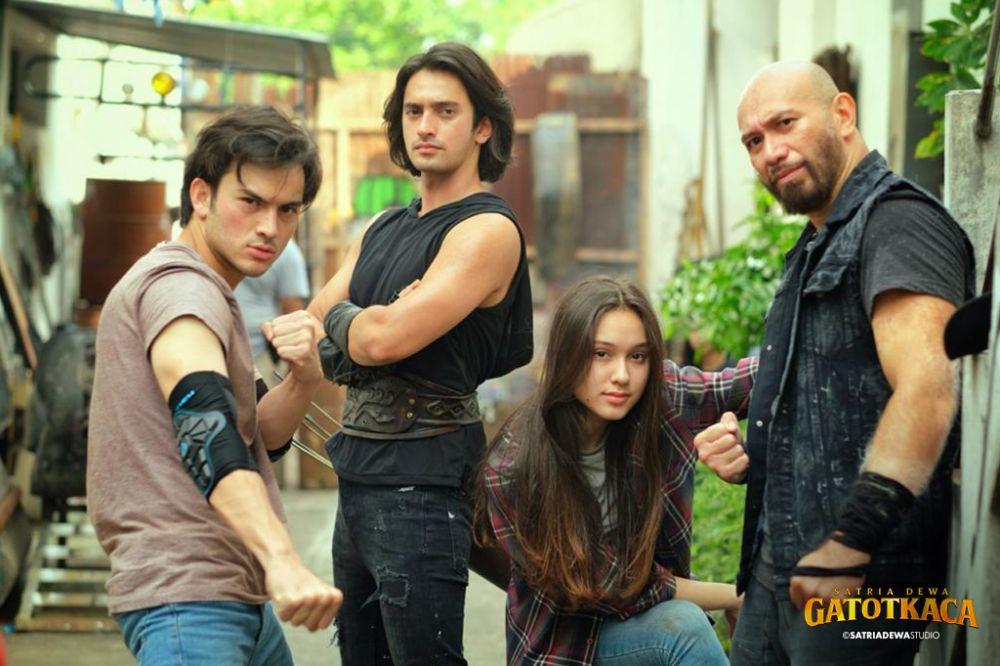 Film satra gatot kaca © 2020 brilio.net
