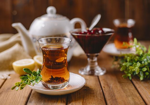 Manfaat lemon tea © 2020 brilio.net